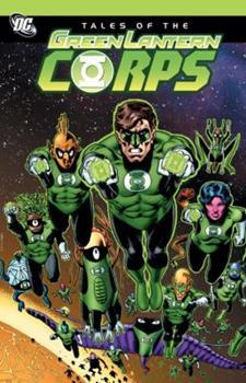 Tales of the Green Lantern Corps Vol. 2 - Book  of the Green Lantern #Hal Jordan vol. 2