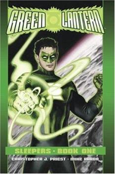 Green Lantern: Sleepers (Book 1) - Book  of the Green Lantern #Hal Jordan vol. 2