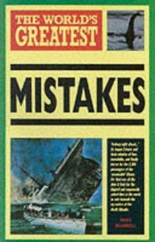 Paperback The World's Greatest Mistakes Book