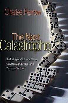 The Next Catastrophe: Reducing Our Vulnerabilities to Natural, Industrial, and Terrorist Disasters 0691129975 Book Cover