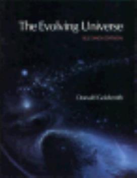 Evolving Universe 0805333274 Book Cover