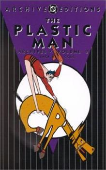 The Plastic Man Archives, Vol. 2 - Book  of the DC Archive Editions