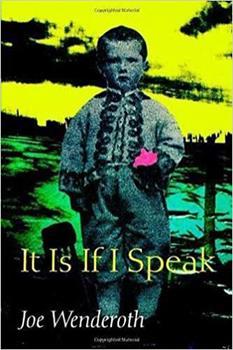 It Is If I Speak (Wesleyan Poetry) 0819563900 Book Cover