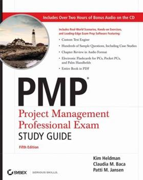 Paperback Project Management Professional Exam Book