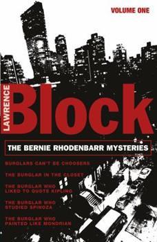 Paperback The Bernie Rhodenbarr Mysteries Volume 1. Book
