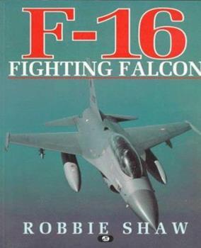 Paperback F-16 Fighting Falcon Book