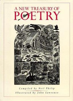 Hardcover A New Treasury of Poetry Book