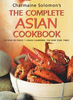 Paperback The Complete Asian Cookbook Book