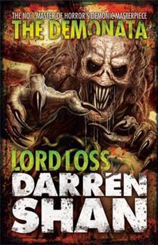 Paperback Lord Loss (The Demonata, Book 1) Book