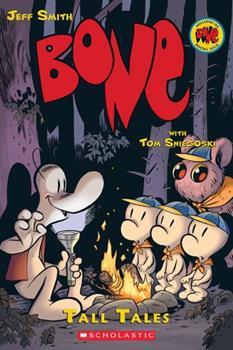 Tall Tales - Book  of the Bone