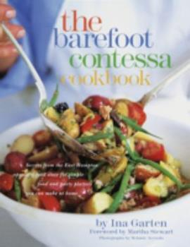 Hardcover The Barefoot Contessa Cookbook Book