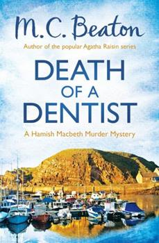 Paperback Death of a Dentist Book