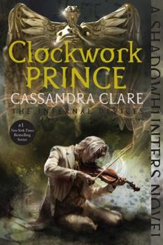 Clockwork Prince 1481456016 Book Cover