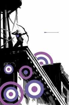 Paperback Hawkeye: My Life as a Weapon Book