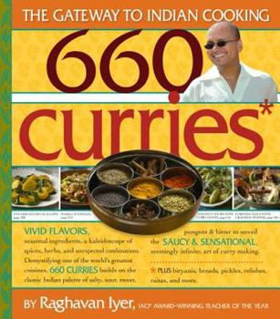 Paperback 660 Curries Book