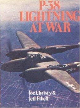 P-38 Lightning at War 0684157403 Book Cover