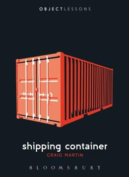 Shipping Container - Book  of the Object Lessons