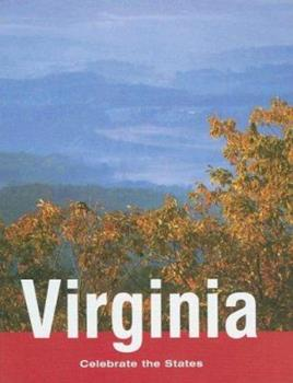 Virginia - Book  of the Celebrate the States