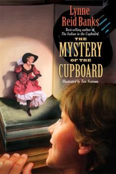The Mystery of the Cupboard - Book #4 of the Indian in the Cupboard
