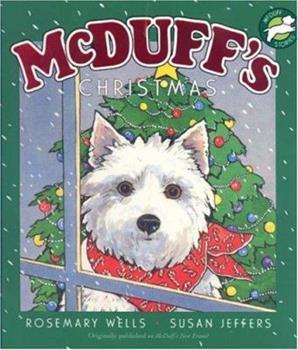 Hardcover McDuff's Christmas Book