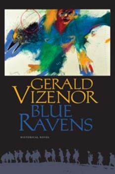 Blue Ravens: Historical Novel 0819574163 Book Cover