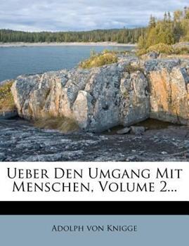 Paperback Ueber Den Umgang Mit Menschen Book