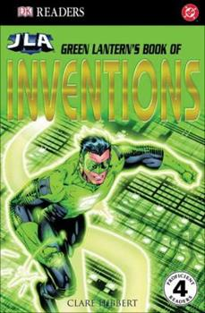 Green Lantern's Book of Great Inventions (DK READERS) - Book  of the Green Lantern #Hal Jordan vol. 2