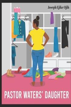 Paperback Pastor Waters' Daughter [Large Print] Book