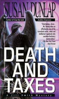 Death and Taxes: A Jill Smith Mystery 0440214068 Book Cover