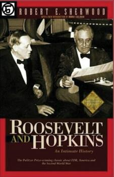 Paperback Roosevelt and Hopkins an Intimate History Book