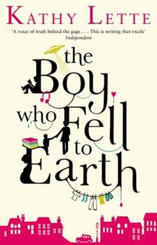 The Boy Who Fell to Earth 0552776823 Book Cover