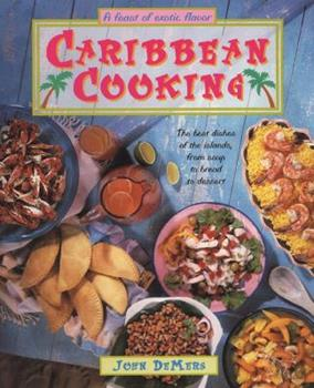 Carribean Cooking 1557882711 Book Cover
