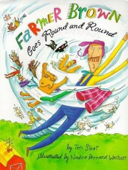 Farmer Brown Goes Round and Round - Book  of the Farmer Brown