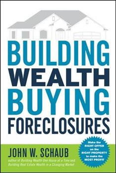 Building Wealth Buying Foreclosures 0071592105 Book Cover