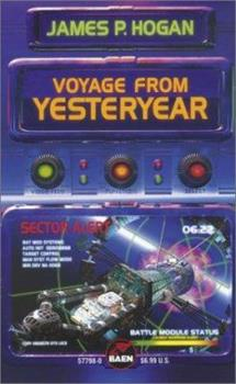 Voyage from Yesteryear 0345294726 Book Cover