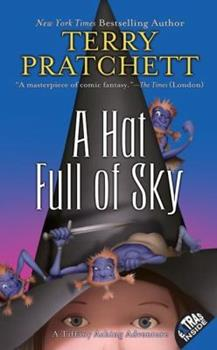A Hat Full of Sky 0060586621 Book Cover