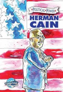 Paperback Political Power: Herman Cain Book