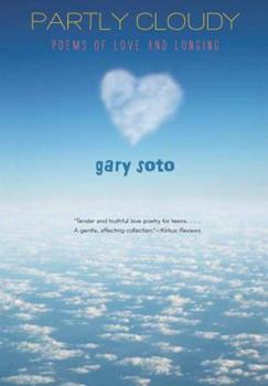 Paperback Partly Cloudy: Poems of Love and Longing Book