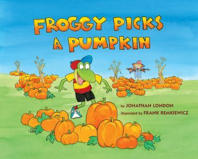 Froggy Picks a Pumpkin - Book  of the Froggy