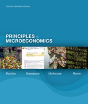 Paperback Principles of Microeconomics Book