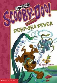 Mass Market Paperback SCOOBY-DOO MYSTERIES #26: DEEP-SEA DIVER Book