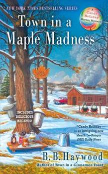 Town in a Maple Madness 0425278646 Book Cover