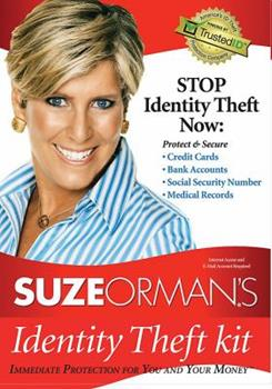 Stop Identity Theft Now Kit 1605300357 Book Cover