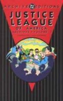 Justice League of America Archives, Vol. 3 - Book  of the DC Archive Editions
