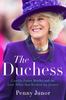 The Duchess: The Untold Story 0062471104 Book Cover