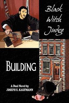 Paperback Black Witch Judge and Building : A Dual Novel Book