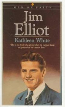 Jim Elliot (Men of Faith) - Book  of the Women of Faith
