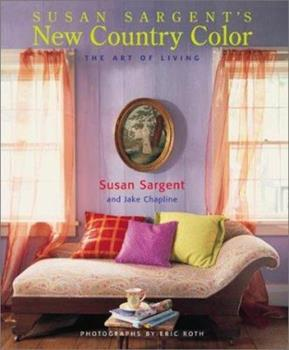 New Country Color: The Art of Living (Decor Best-Sellers) 082302184X Book Cover