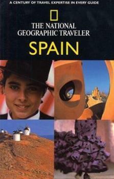 The Spain (National Geographic Traveler) 0792279220 Book Cover