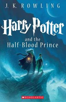Paperback Harry Potter and the Half-Blood Prince Book